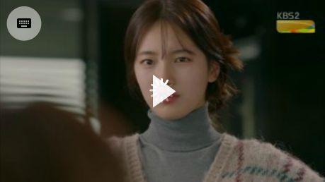ドキュメンタリー撮影中シン・ジュンヨンはノ・ウルにずっと好きだと言いますが、  それを信じてくれない彼女に怒ります。
