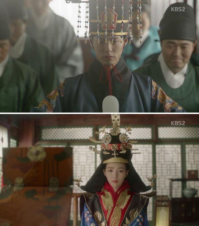 イ・ヨンはラオンのためにチョ・ハヨンと結婚をします。