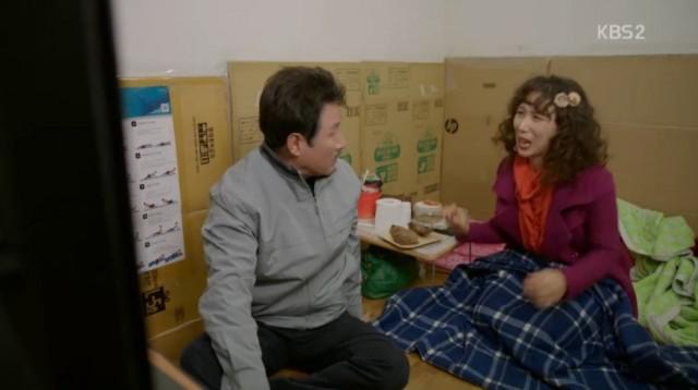 ソンギュの再婚相手がホン・ソンギュにあなたの娘がまだもホン・ソンギュを探していると話してあげます。