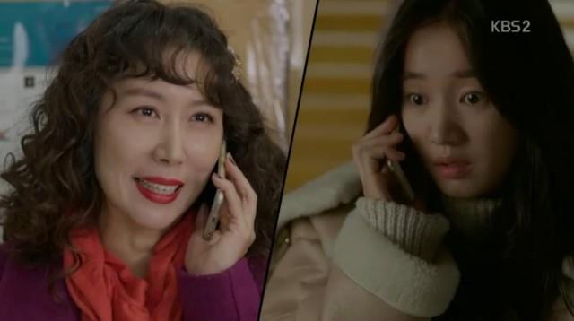 ホン・ソンギュの再婚相手はその間が耐えられず、ホン・ナリに連絡をして父に会いたければ自分が教えてあげる住所に一人で訪れるようにいいます。