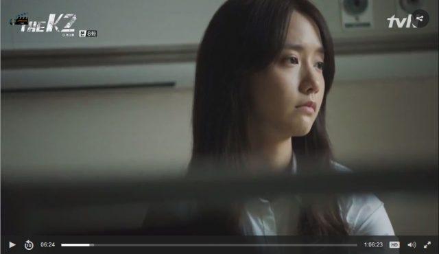 [THE K2]8話の日本語字幕入り動画