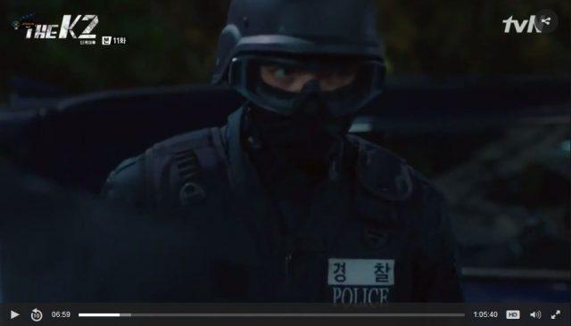 [THE K2]11話の日本語字幕入り動画