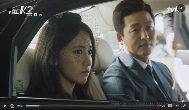 [THE K2]12話の日本語字幕入り動画