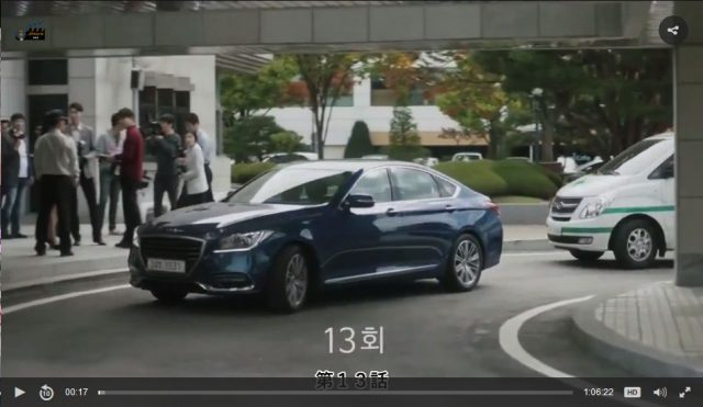 [THE K2]13話の日本語字幕入り動画