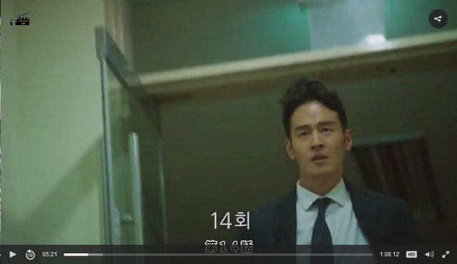 [THE K2]14話の日本語字幕入り動画