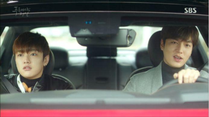 テオと二人で家に帰るジュンジェはお互いになんで詐欺師になったのかをききます。