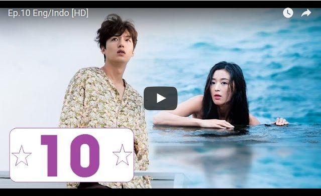 青い海の伝説10話の日本語字幕入り動画