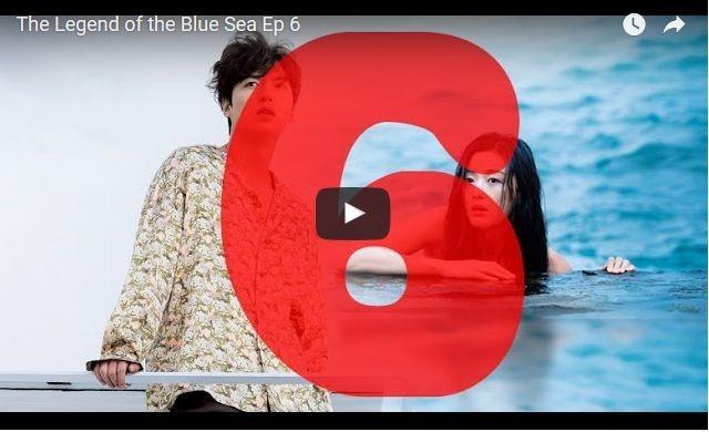青い海の伝説6話の日本語字幕入り動画