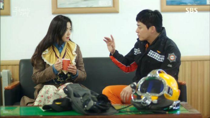 人魚王子はソウルの生活をうまくする方法を教えてあげます。