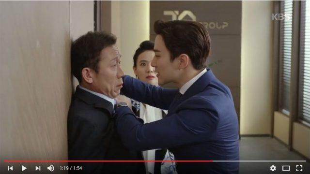 ジュンホ、ジョン・ソクウォン胸ぐらを掴んで「私の目をしっかり見て話してください」
