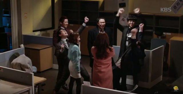 キム課長11話-キム課長式