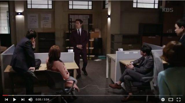 ナムグン・ミン、経理部職員たちに心を込めて「本当に申し訳ございません」