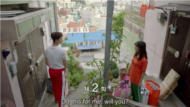 サムマイウェイ2話の英語字幕入り動画1