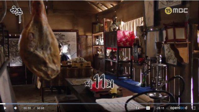 君主ー仮面の主人11話の英語字幕入り動画