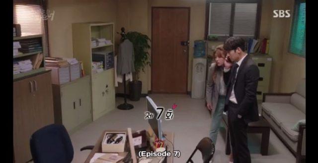 怪しいパートナー7話の英語字幕入り動画