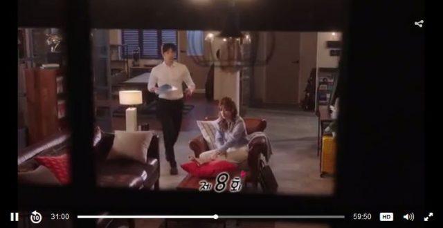 怪しいパートナー8話の英語字幕入り動画