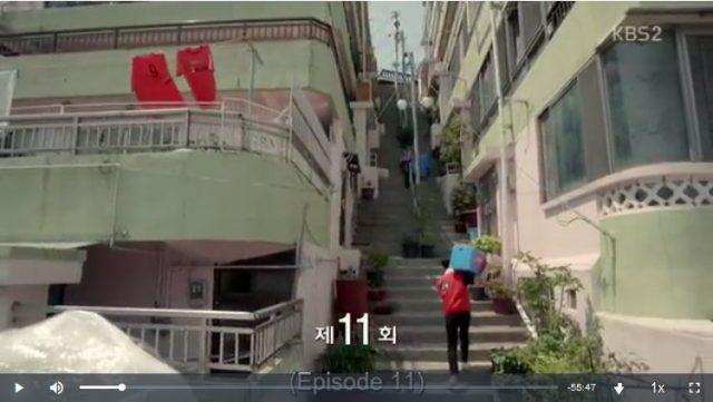 サムマイウェイ11話の英語字幕入り動画