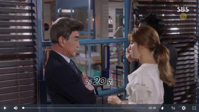 怪しいパートナー20話の英語字幕入り動画
