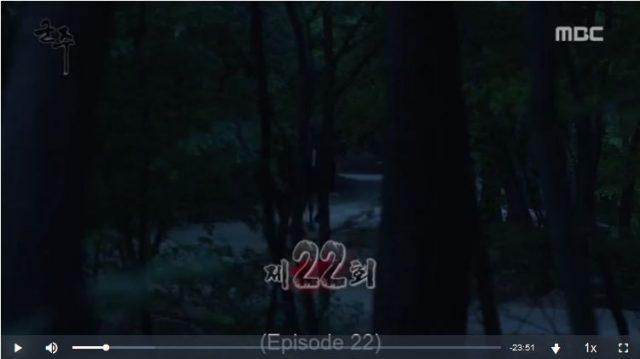 君主ー仮面の主人22話の英語字幕入り動画