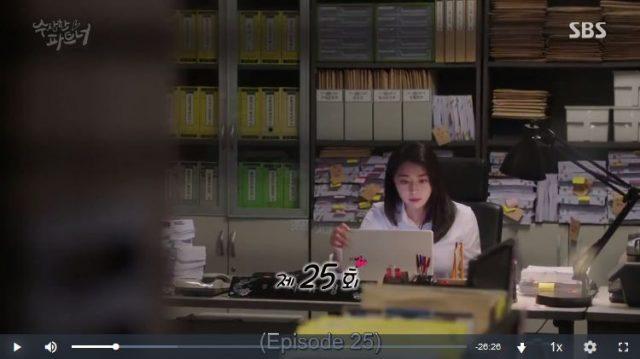 怪しいパートナー25話の英語字幕入り動画