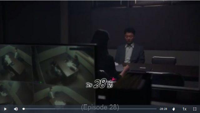 怪しいパートナー28話の英語字幕入り動画