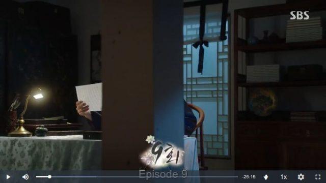 猟奇的な彼女9話の英語字幕入り動画