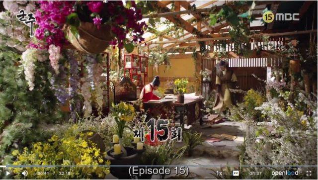君主ー仮面の主人15話の英語字幕入り動画