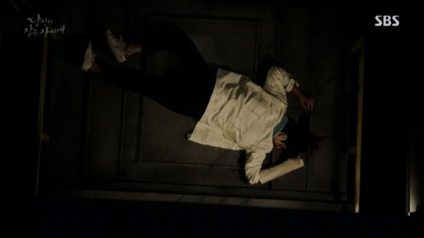 イ・ファンはエレベーターに落ちて脳死になりました。