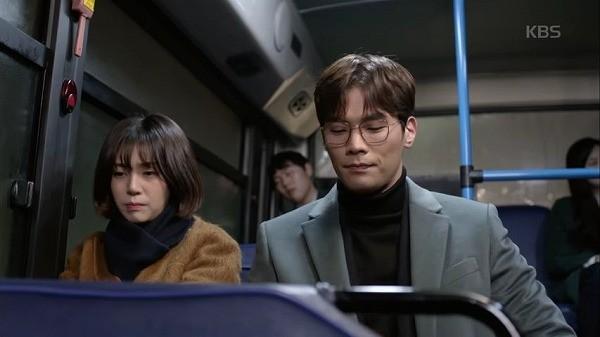 悩みに陥ったユニに近づいてきたチウォンは別れた理由を説明します