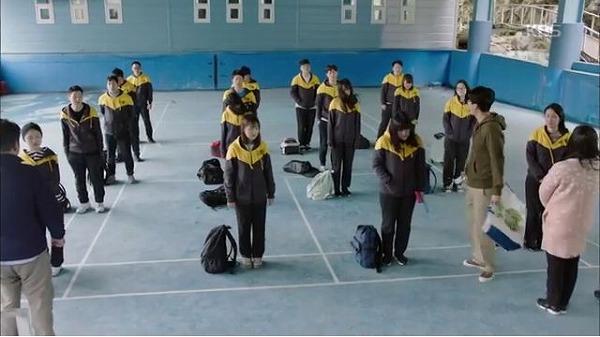 パク・ギボム(ドンハ)から合格率90%である  塾を紹介してもらい、江原道の山奥の奥深いところにある塾に入る事になりました。