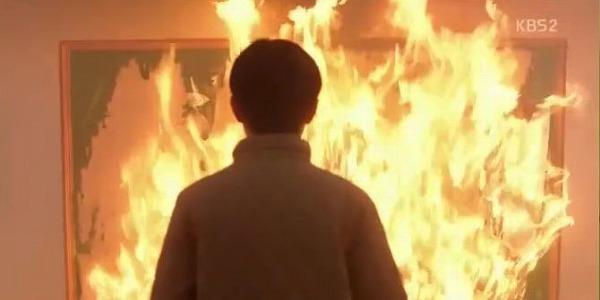 ユ・ソルオクの推理で放火は近所薬剤師の息子で明らかになりました
