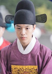 チ・ミンヒョクーソ・ウォン大君 (ユルの腹違いの弟)