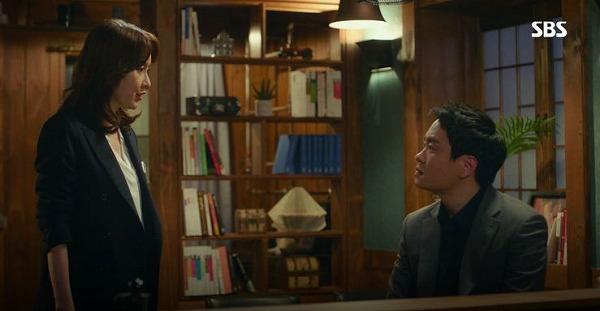 ヤン・ソグンは、チェ・ムザにもう一度イ・スヨンの秘密を見て見ぬふりをして欲しいとお願いして