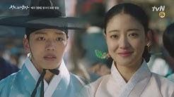 「王になった男」6話 - 狂人ヨ・ジングと恋に落ちたヨ・ジングの宿命の始まり