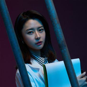 ハン・ソグム役クォン・ナラ 33歳/テガン病院の精神科医