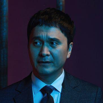 チョン・イシク役ジャン・ヒョンソン 43歳/中央地検刑事部長