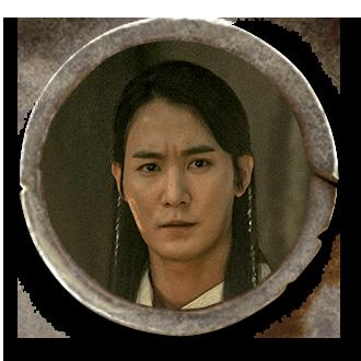 アサヨン役  チャン・ユル
