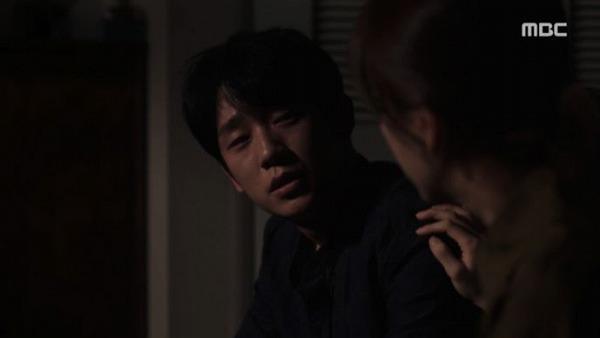 ユ・ジホはお酒に酔ってここに持っていた不安を吐き出してしました。