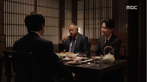 ジョンインの父はクォン・キソクとキソクの父との食事