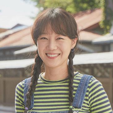 コン・ヒョジン(공효진)ードンベク(동백)役
