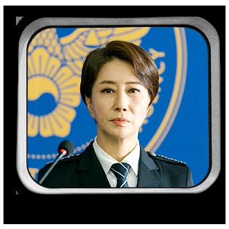 キム・ヒョンジャ(김형자)役ーソン・オクスク (송옥숙)