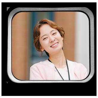 パク・ミヒョン(박미현)役ー ソン・サンウン(송상은)