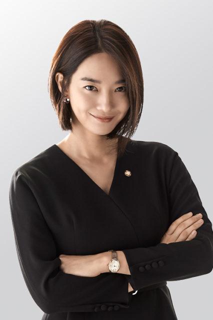 カン・ソンヨン役(강선영)ーシン・ミナ(신민아)