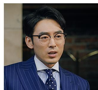 ユンセヒョン役ーバクヒョンス