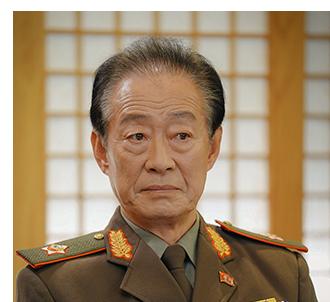 リ・チュンリョル役ージョングクファン