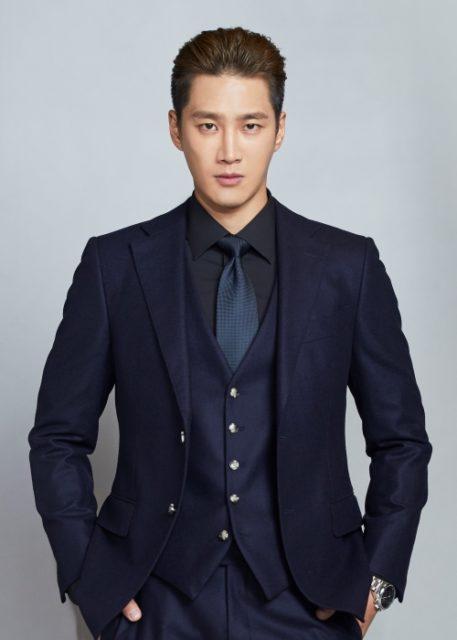 チャン・グニウォン(장근원)役ーアン・ボヒョン안보현)