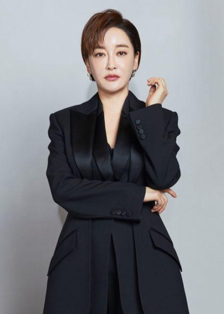 カン・ミンジョン(강민정)役ーキム・へウン(김혜은)