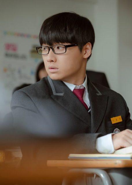イ・ホジン(이호진)役ーイ・ダウィット( 이다윗)