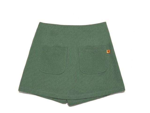 roccirocciパンツスカート2