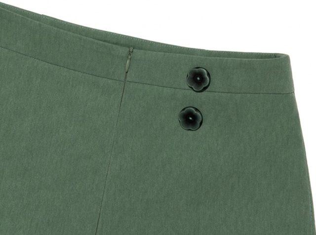 roccirocciパンツスカート5
